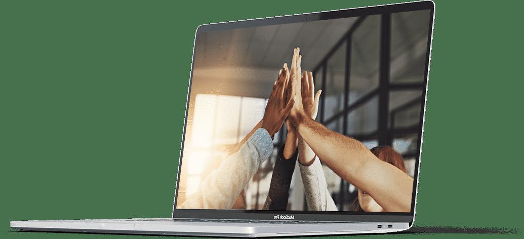 Refer a Nurse Laptop Image
